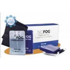 Спрей NO FOG + серветка: від запотівання лінз і для очищення