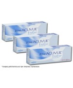 Спецпредложение! 1-DAY ACUVUE TRUEYE