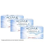 Спецпропозиція! ACUVUE OASYS WITH HYDRACLEAR PLUS