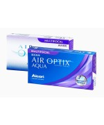Акция Air Optix Aqua Multifocal