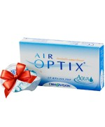 Акція! AIR OPTIX AQUA 4 лінзи