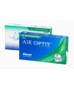 Акция Air Optix For Astigmatism