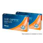 Акція Air Optix Night & Day Aqua