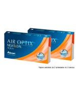 Акция Air Optix Night & Day Aqua