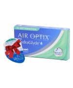 Акция Air Optix plus HydraGlyde For Astigmatism