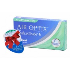 Акція Air Optix plus HydraGlyde For Astigmatism