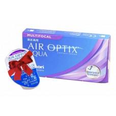 Акція! Air Optix plus HydraGlyde Multifocal знижка у подарунок