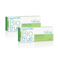 Акция! 2 упаковки Biotrue ONEday по 30 линз со скидкой 3%