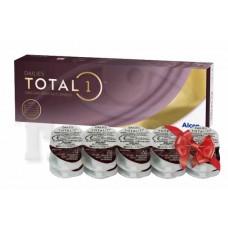 Однодневные контактные линзы Dailies Total