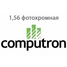 Очкова лінза  Computron 1,56 фотохромна