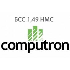Очкова лінза Computron БСС 1,49 HMC