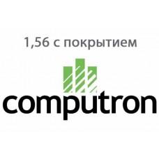 Очковая линза Computron 1,56 с покрытием
