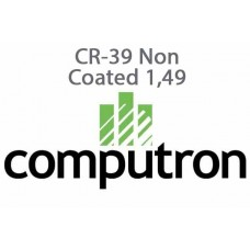 Очкова лінза Computron CR-39 Non Coated 1,49