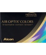 Акция Цветные контактные  линзы Air Optix Colors