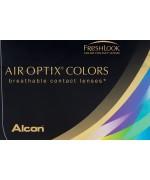 Акція! Кольорові контактні лінзи Air Optix Colors