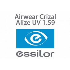 Очковая линза Essilor Airwear Crizal Alize UV 1.59