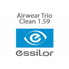 Очкова лінза Essilor Airwear Trio Clean 1.59