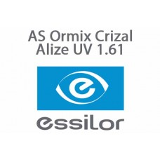 Очковая линза Essilor AS Ormix Crizal Alize UV 1.61