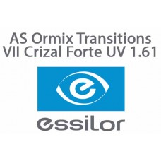 AS Ormix Transitions Gen8 Crizal Forte UV 1.61
