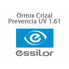 Очкова лінза Essilor Ormix Crizal Prevencia UV 1.61