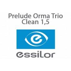 Очковая прогрессивная линза Essilor Prelude Orma Trio Clean 1,5