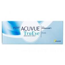 Однодневные контактные линзы 1-Day Acuvue TruEye