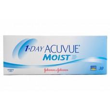 Одноденні контактні лінзи 1-Day Acuvue Moist