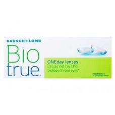 Однодневные контактные линзы Biotrue ONEday