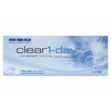 Одноденні контактні лінзи Clear 1-Day