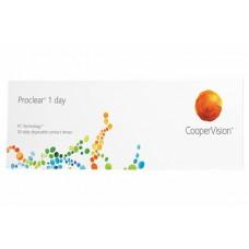 Однодневные контактные линзы Proclear 1 Day