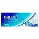 Однодневные контактные линзы Focus Dailies AquaComfort Plus