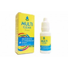 Капли Avizor Multi Clean Drops