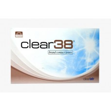 Clear 38 - контактные линзы на три месяца