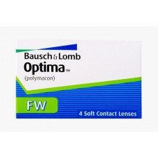 Трёхмесячные линзы Optima FW
