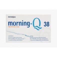 Квартальные контактные линзы Morning Q 38