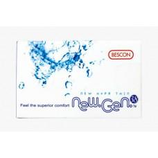 Квартальные контактные линзы NewGen 38