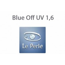 Очкова лінза Le Perle Blue Off UV 1,6
