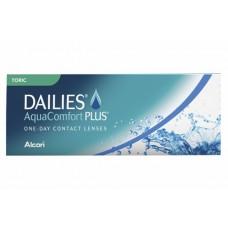 Однодневные контактные линзы Dailies Aqua Toric