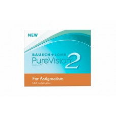 Контактні лінзи PureVision 2HD For Astigmatism