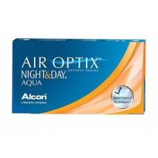 Контактні лінзи Air Optix Night & Day Aqua