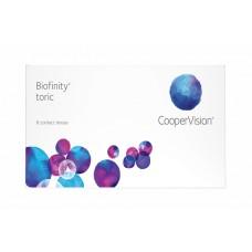 Торичні контактні лінзи Biofinity Toric