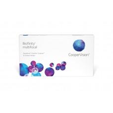 Мультифокальные контактные линзы Biofinity Multifocal