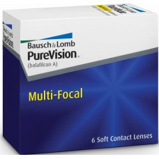 Линзы PureVision Multi-Focal