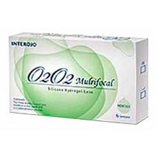 Контактні лінзи O2O2 Multifocal