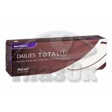 Одноденні контактні лінзи Dailies Total 1 Multifocal