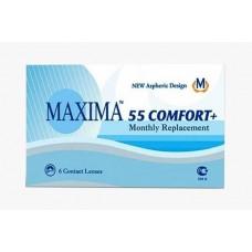 Контактні лінзи Maxima 55 Comfort Plus