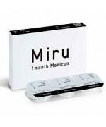 Контактные линзы Miru 1 month