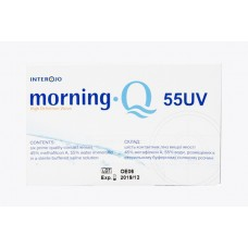 Контактные линзы Morning Q 55 UV