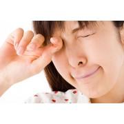 Вред от контактных линз