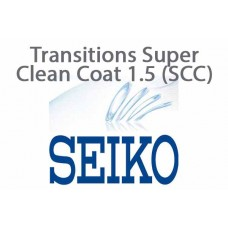 Очкова лінза Seiko Transitions Super Clean Coat 1.5 (SCC)